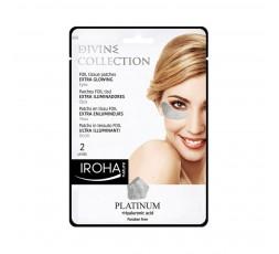 Augenkonturpflege mit Platinum und Hyaluronsäure 2 Stk