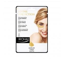 Anti Aging Augenpatch mit 24k Gold, Kollagen und Ubicinon Q10