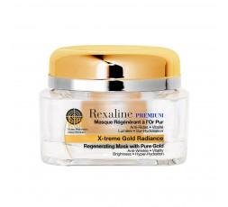PREMIUM LINE-KILLER X-TREME Gesichtsmaske mit Gold und  Hyaluron-Duo 50ml